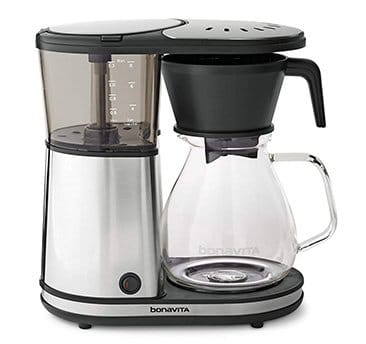 Bonavita Coffee Maker Featuring Glass Carafe BV1901