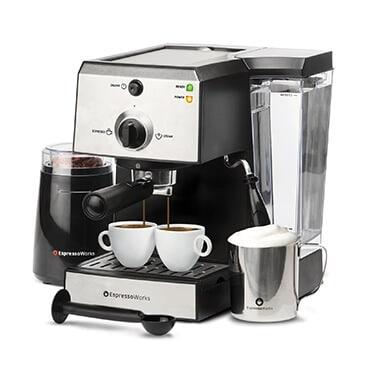 7 Pc All-In-One Espresso Machine