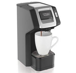Hamilton Beach Single Serve Coffee Maker (49974)