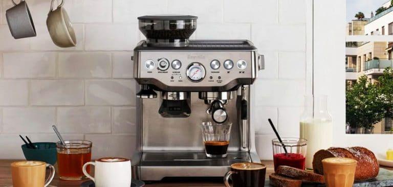 Best Espresso Machine Under 1000 – Reviews 2021